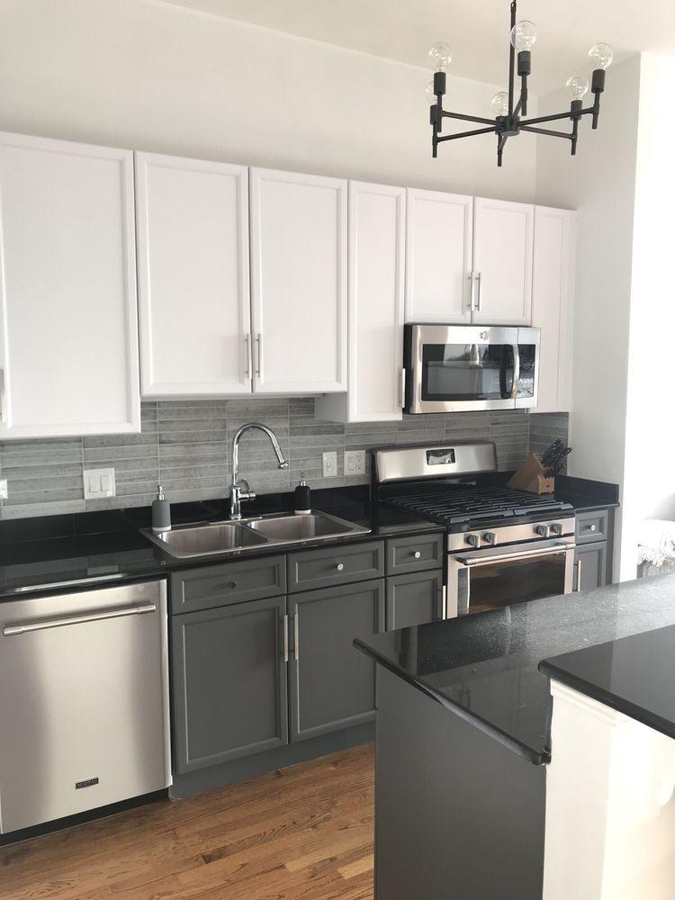 Astonishing Cooks Kitchen Cabinet Refinishing 26 Photos 24 Reviews Home Remodeling Inspirations Genioncuboardxyz