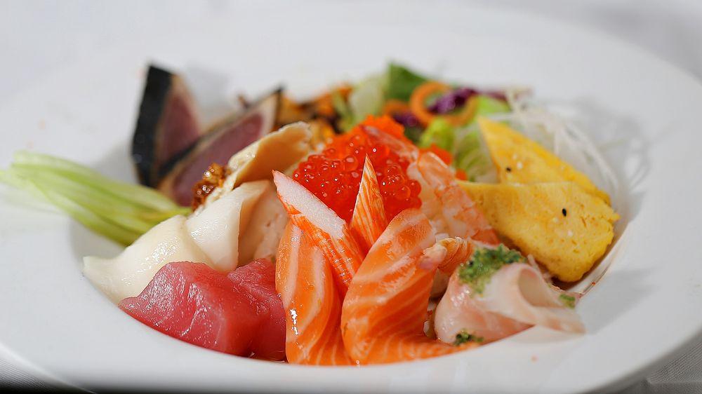 Sayaka Hibachi Sushi Bar: 3801 W President George Bush Hwy, Plano, TX