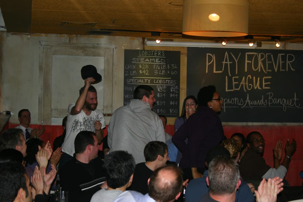 Play Forever League: 5 Cherry St, Somerville, MA