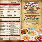 En Wings Are Very Photo Of Victorio S Restaurant Bloomfield Nj United States