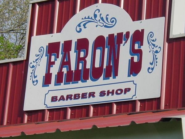 Photo of Faron's Barber Shop: Inola, OK