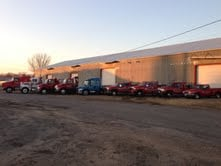 Towing business in St. Cloud, MN