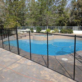 Pool Fence viking pool fence - 13 photos & 23 reviews - fences & gates