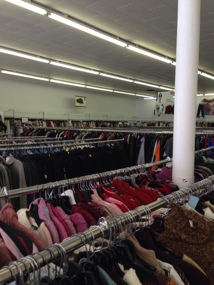 Salvation Army Thrift Store: 164 W Main St, Ilion, NY