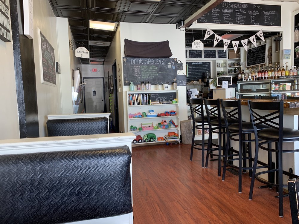 The Little Mustard Seed Cafe and Shoppe: 51111 Washington, New Baltimore, MI