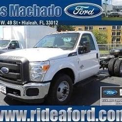 Gus Machado Ford Hialeah >> Gus Machado Ford Of Hialeah 24 Photos 40 Reviews Car
