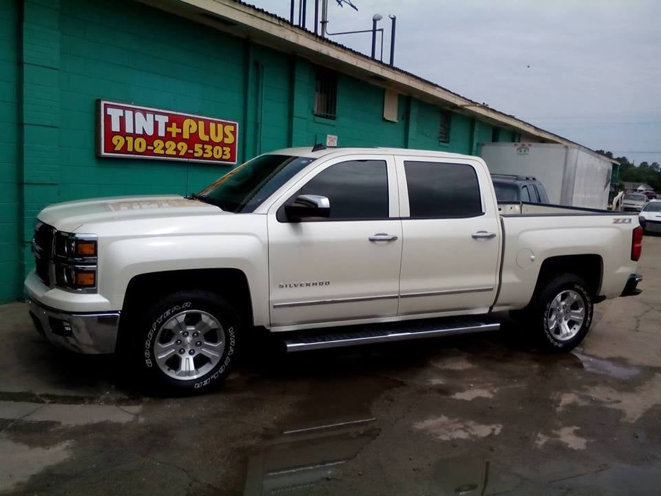 Photo Of Tint Plus Fayetteville Nc United States 2017 Chevy Truck 20