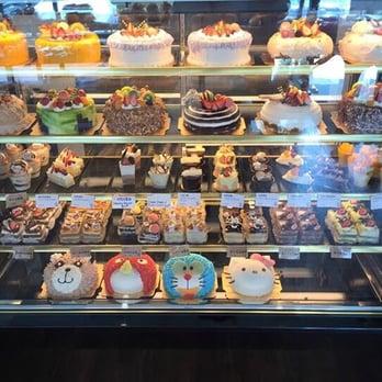 Six Ping Bakery Cake