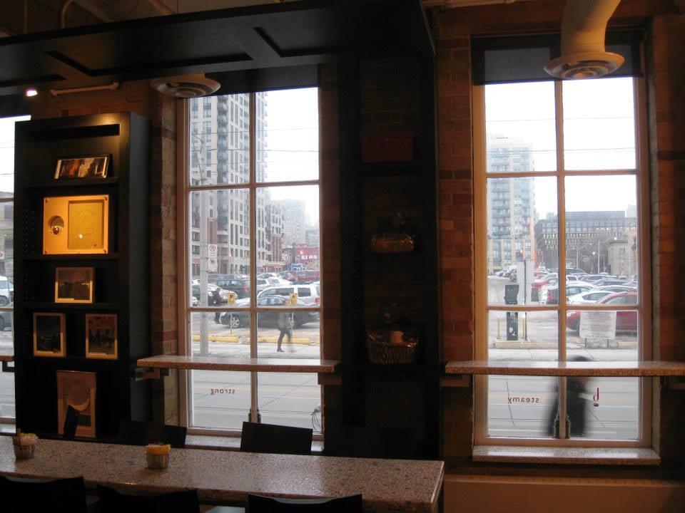 Photo Of B Espresso Bar Toronto On Canada