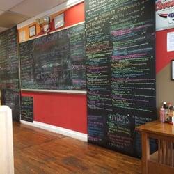 Photo Of The Other One Oak Ridge Tn United States Chalkboard