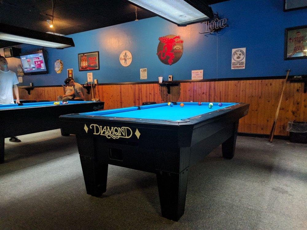 Blue Diamond Sports Bar: 26 N Main St, Cape Girardeau, MO