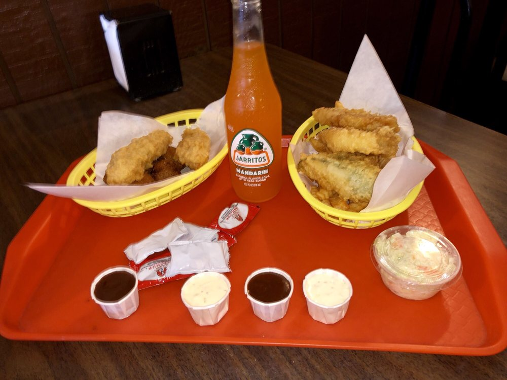 H Salt Fish & Chips: 1484 E Highland Ave, San Bernardino, CA