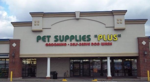 Pet Supplies Plus: 2471 E State St, Hermitage, PA