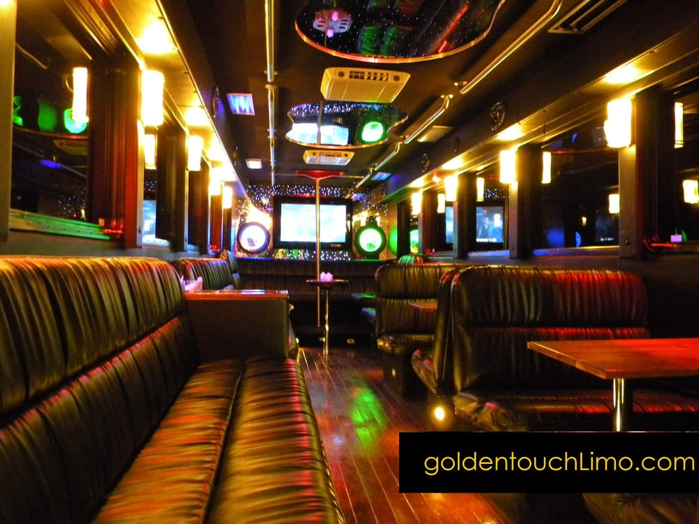 Golden Touch Limousine: 365 W Olive Ave, Porterville, CA