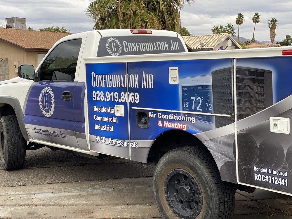 Configuration Air: Yuma, AZ