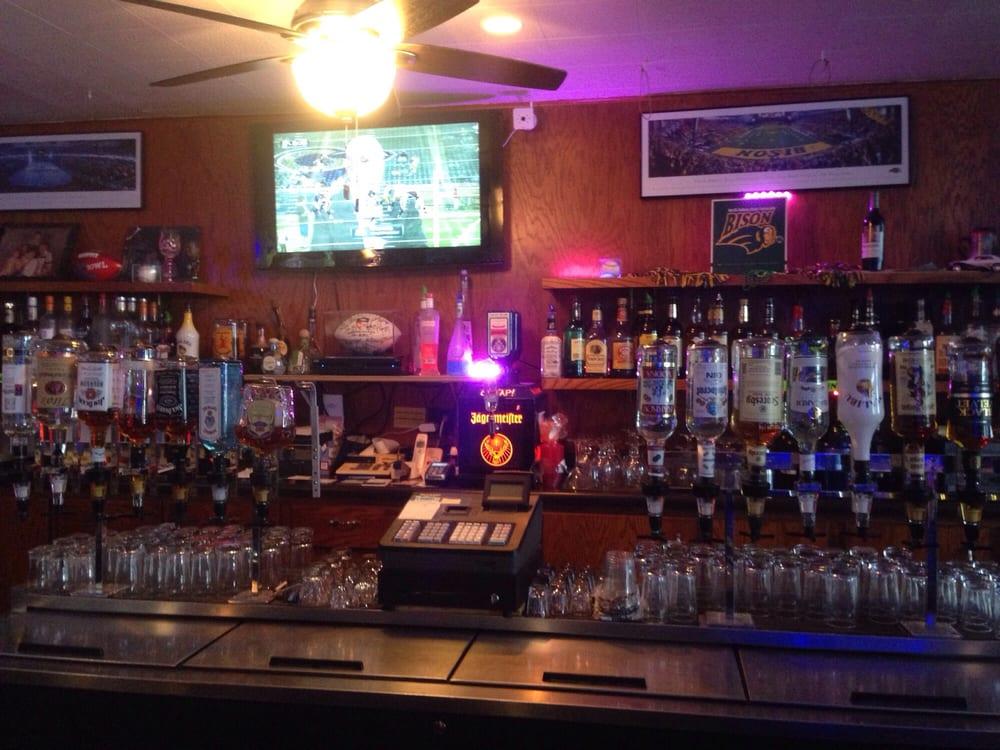 Pastime Steakhouse: 121 S Main St, Hettinger, ND