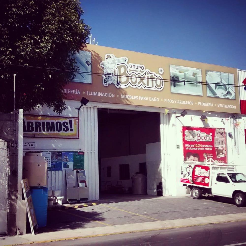 Grupo Boxito Building Supplies Av 23 Poniente 1918 La Ju Rez  # Boxito Muebles De Bano
