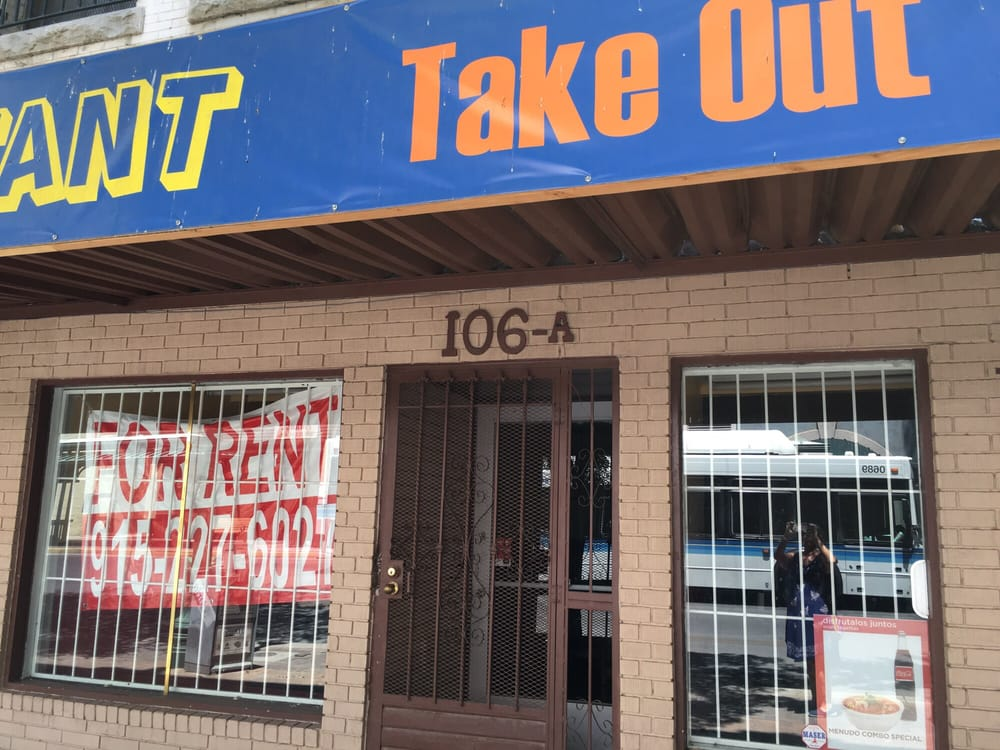 Best Mexican Food Downtown El Paso