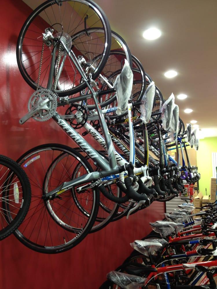 Nyc Bicycle Shop