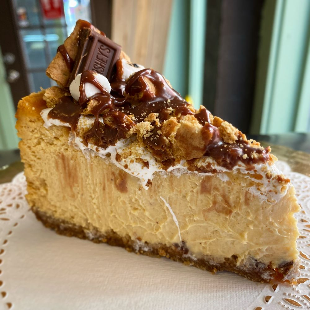 Food from Hudson Valley Cheesecake