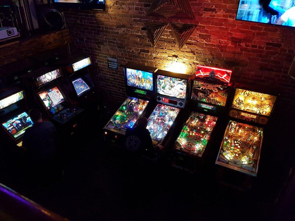 Arcade Bar: 4 E University Ave, Gainesville, FL
