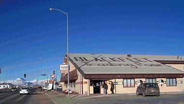 Faught's Blackfeet Trading Post: 133 W Central St, Browning, MT