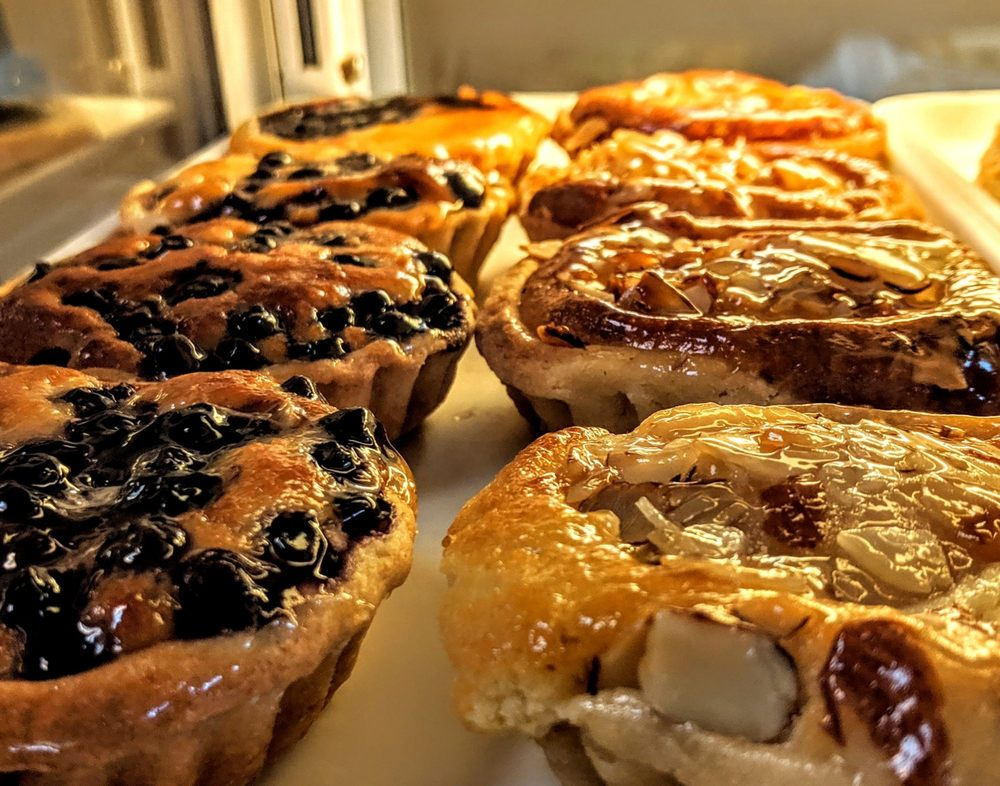 Food from Le Rendez-vous Cafe & French Pastry