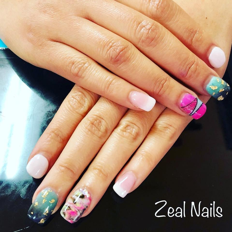 Zeal Nails Manicure Pedicure 201 Capital Beach Blvd