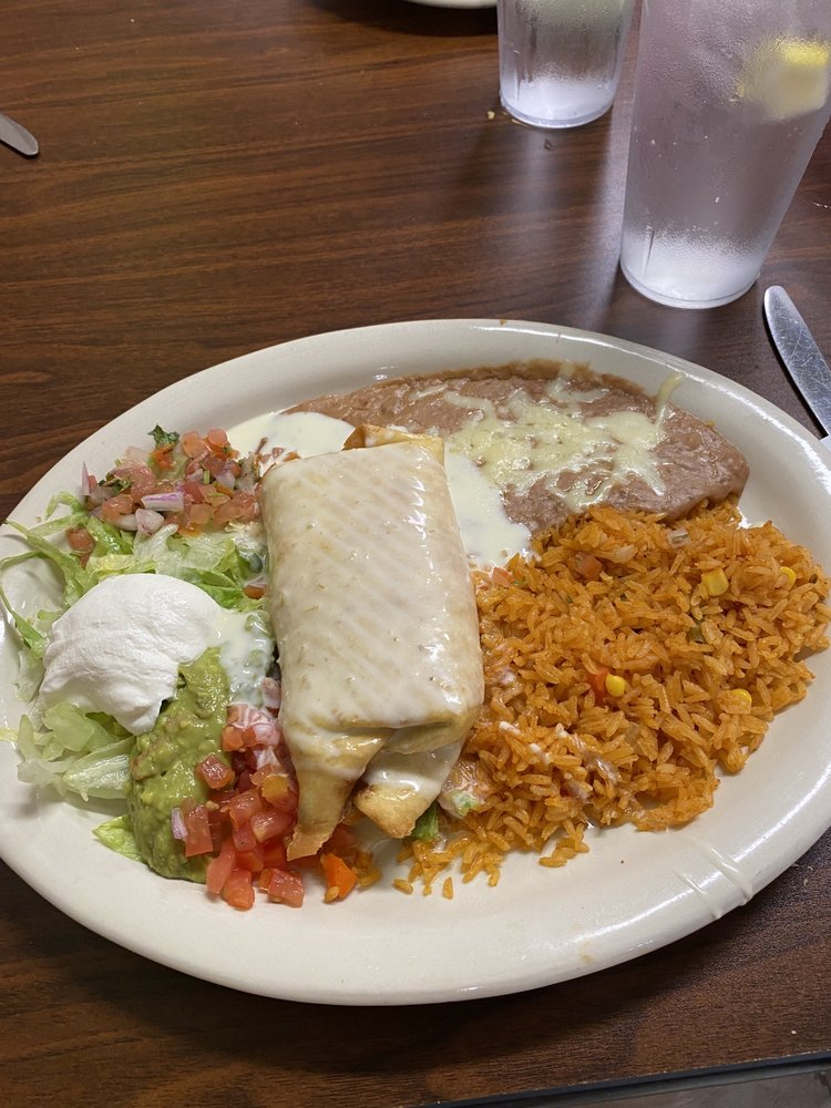 Las Margaritas: 501 S 5th Ave, Coon Rapids, IA