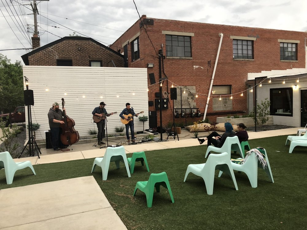 LIVE on the Plaza: Second Fridays