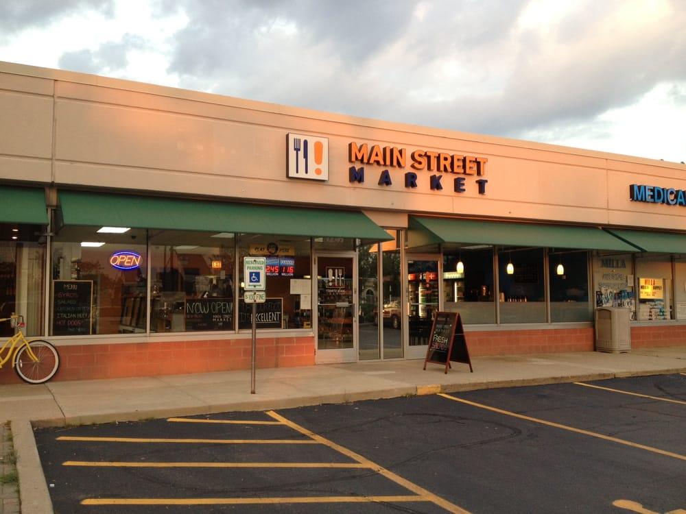 Restaurants Near Lombard Street