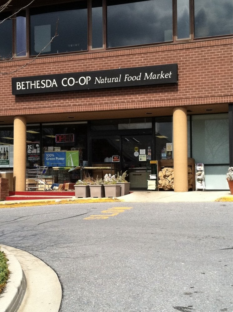 Bethesda Co-op: 6500 Seven Locks Rd, Cabin John, MD