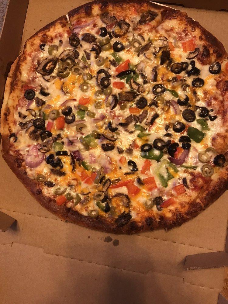 Zeppole Pizza: 2152 Frontage Rd N, Waite Park, MN