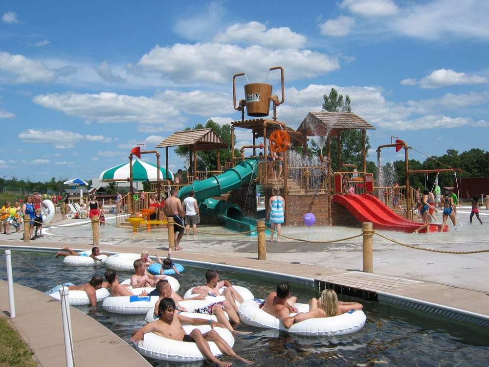 Have A Relaxing Float In The Lazy River Or Splash And Play