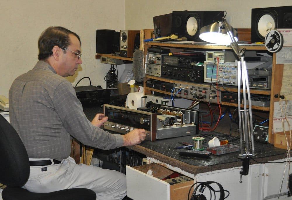 Audio Specialties Ltd: 1416 NE 102nd Ave, Portland, OR