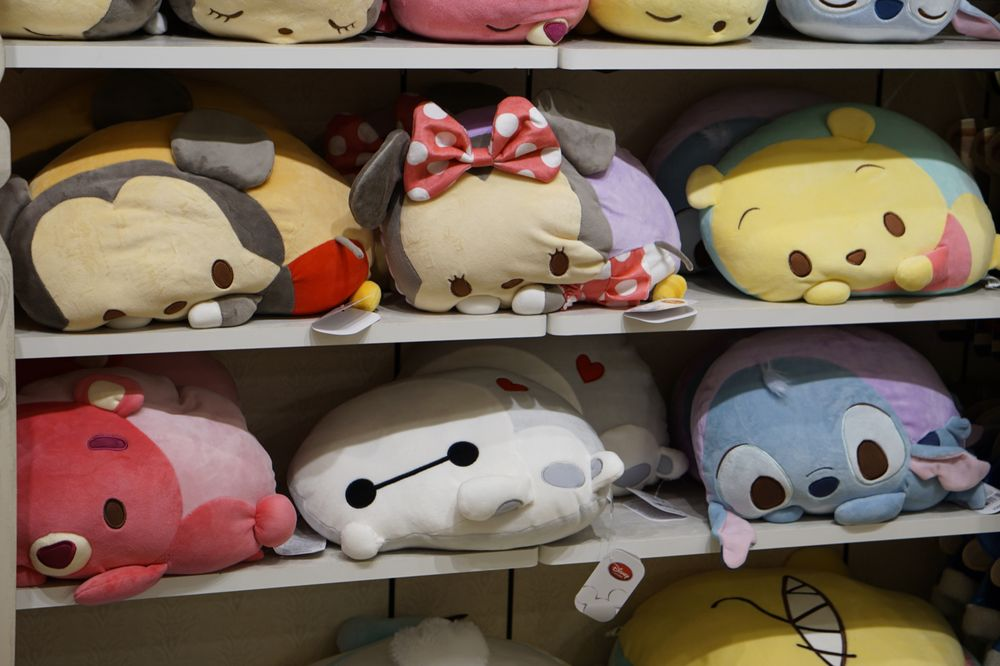 Disney Store Harajuku Alta