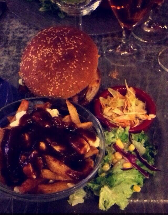 Restaurant Quebec Caf Ef Bf Bd Bordeaux