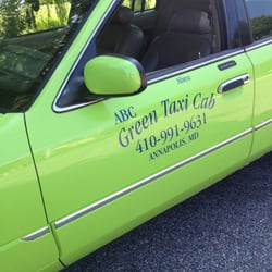 ABC Green Taxi - Taxis - 15 Old Solomon's Island Rd