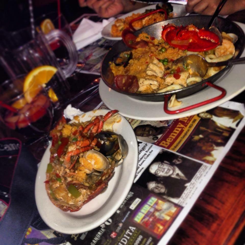 Paella marinara yelp for Harlem food bar yelp