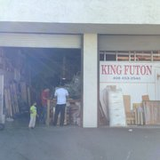 Closer Look To Photo Of King Futon San Jose Ca United States