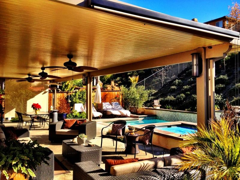 Charming Photo Of Patio Kits Direct   Corona, CA, United States. Alumawood Patio  Cover