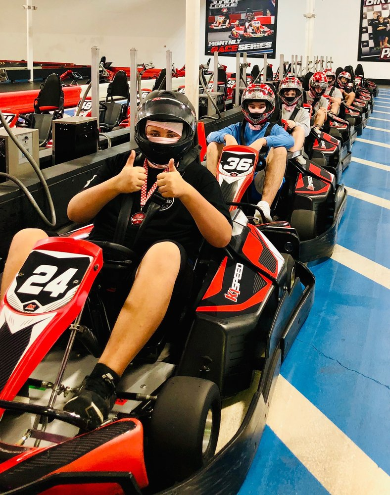 K1 Speed: 677 West Campbell Rd, Richardson, TX