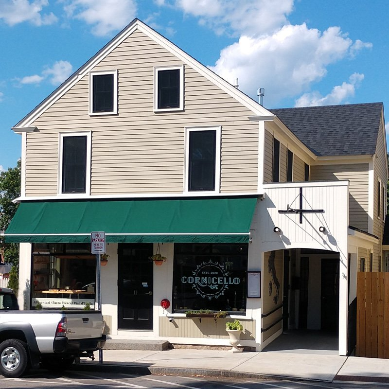 Cornicello: 11 Water St, Exeter, NH