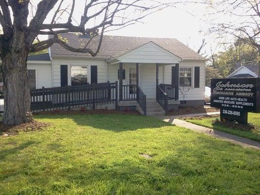 Johnson associates assurance auto et maison 120 oneal for Assurance auto et maison