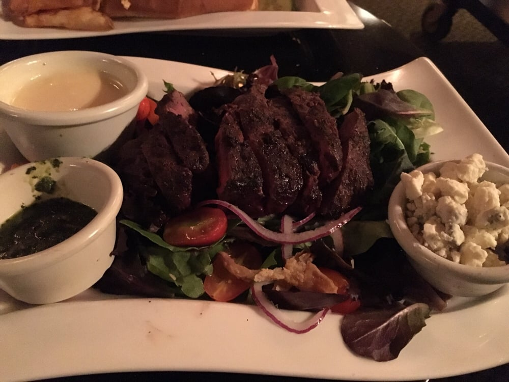 Chimichurri steak salad - Yelp