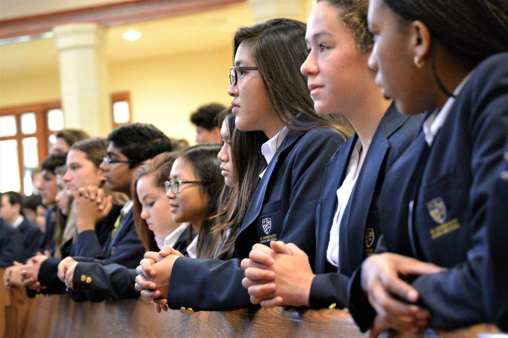 St  Dominic Savio Catholic High School - Forming Servant