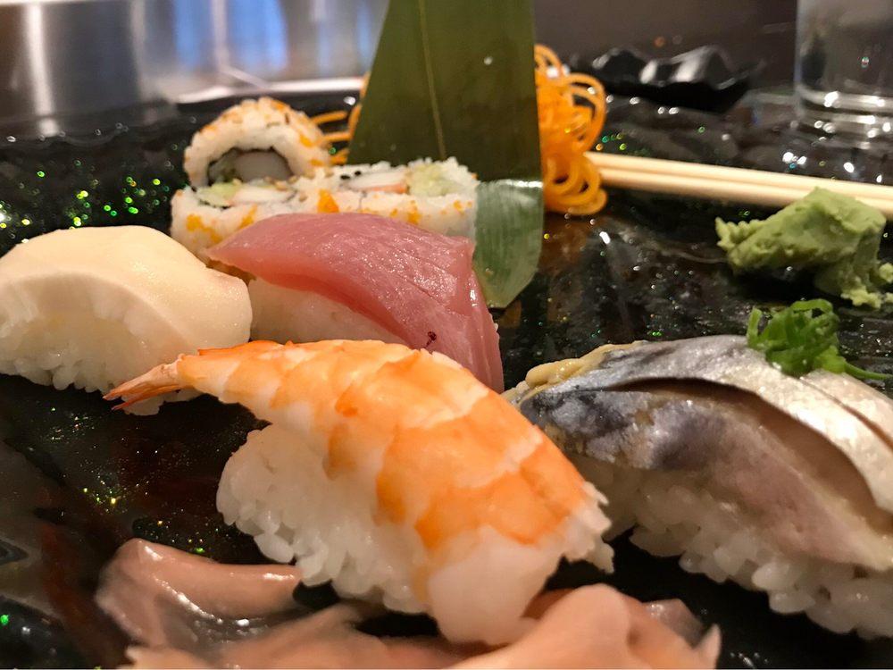 Shogun Japanese Grill & Sushi Bar: 3532 Harmony Commons Dr, Spring, TX