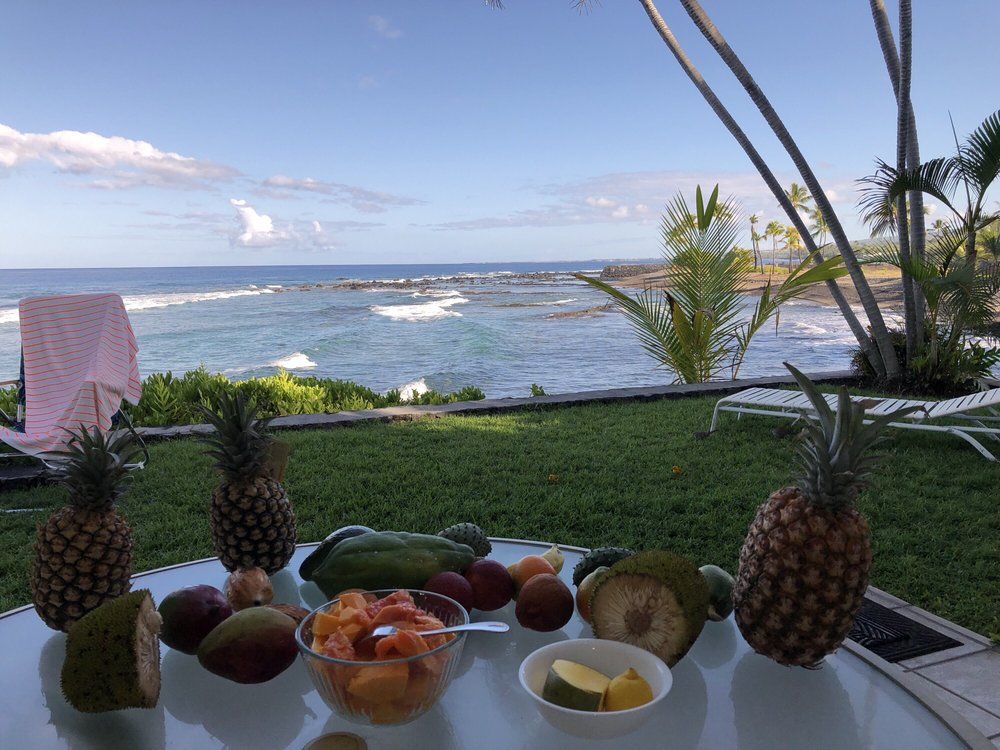 Keauhou Kona Surf & Racquet Club: 78-6800 Alii Dr, Kailua Kona, HI
