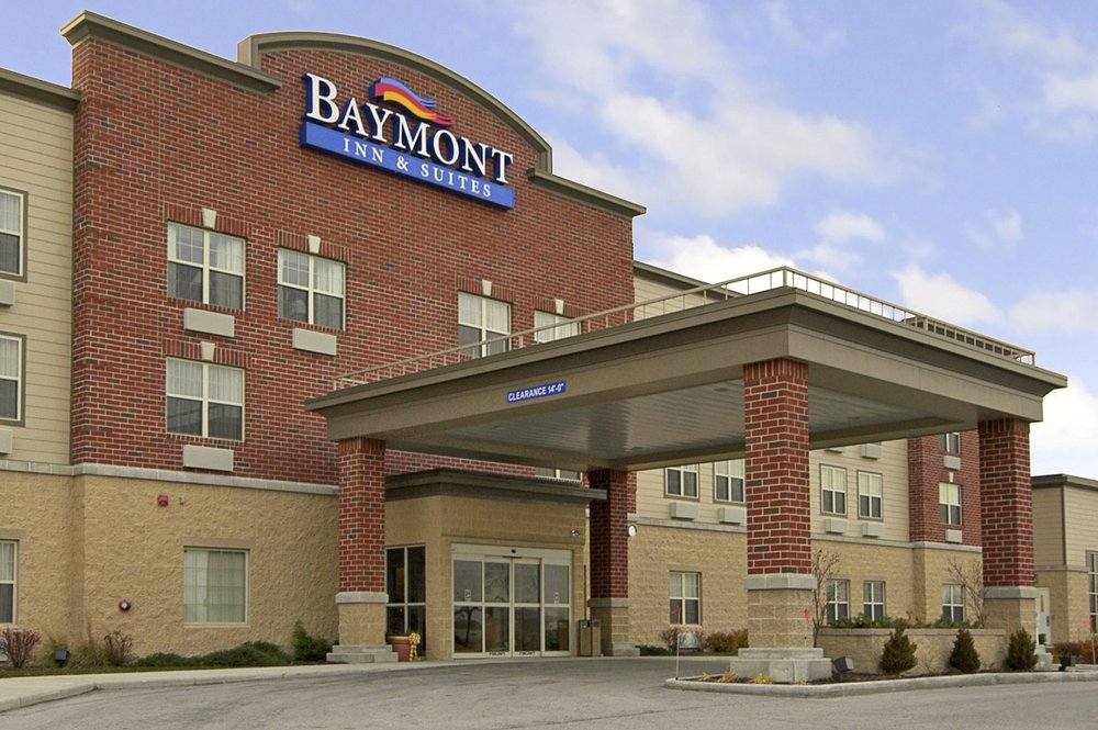 Baymont by Wyndham Plymouth: 678 Walton Drive, Plymouth, WI
