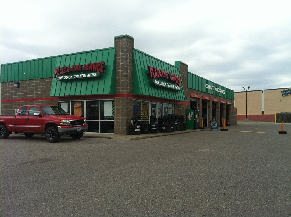 Plaza Tire Service: 395 Ash St, Benton, KY